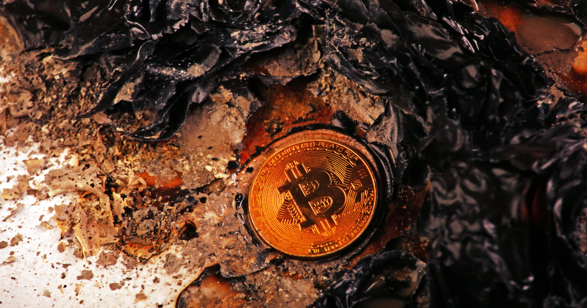 Why Are You Panicking that the Crypto Market is Down?