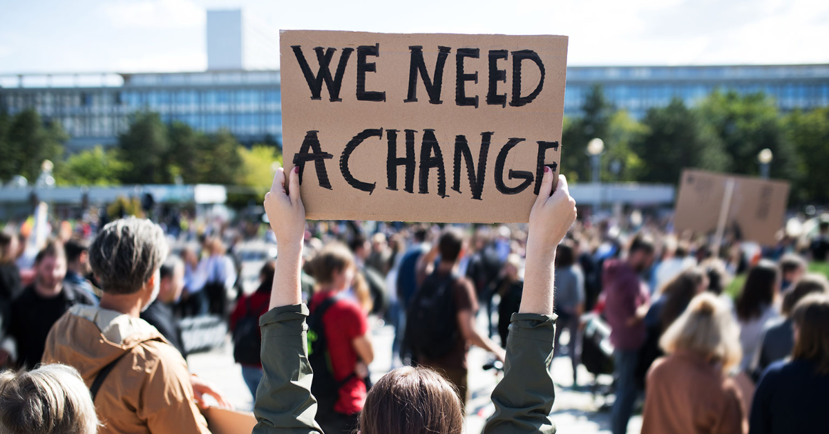 Decentralization: The New Frontier of Social Movements